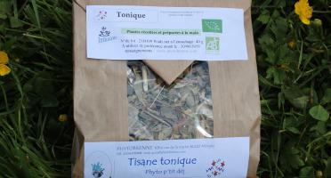 """PhytoBrenne Le Jardin des Magies - Tisane Composée """"Tonique"""""""