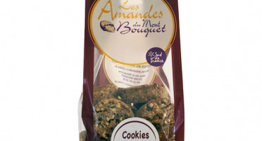 Les amandes et olives du Mont Bouquet - Cookies aux Amandes 200g