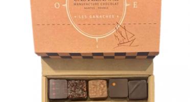 Maison Castelanne Chocolat - Coffret Assortiment Maison 15 Chocolats