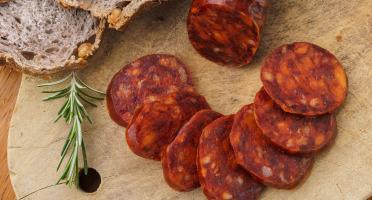 Les Délices du Scamandre - Chorizo Doux de Taureau de Camargue - 150g