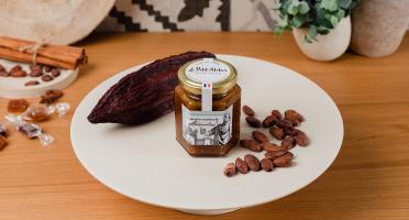 Le Petit Atelier - Pâte À Tartiner Mirabelle/chocolat Bio