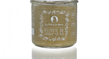 Les délices de Noémie - Petits Pots Bébé 6 mois: Lot de 6 Velouté De Courgettes Bio