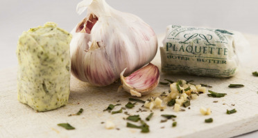 Beurre Plaquette - Beurre Ail & Fines Herbes 100g
