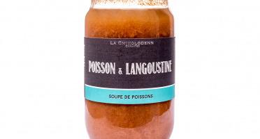La Chikolodenn - Soupe De Poissons Et Langoustines Nature 750g (2-3 Personnes)