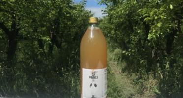 La Boite à Herbes - Lot De 6 Jus De Pomme Bio - 6x1l