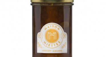 Maison Miettes - Confiture Abricot Amande - 240g