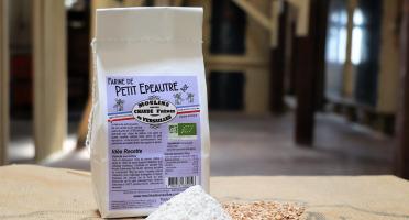 Moulins de Versailles - Farine De Petit Epeautre Bise Bio - 500g