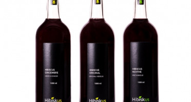 Hibiskus  Gourmet - Coffret Hibiscus - 6x1L [Déstockage]