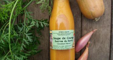 HERBA HUMANA - Soupe De Courge Sucrine Du Berry - 50cl