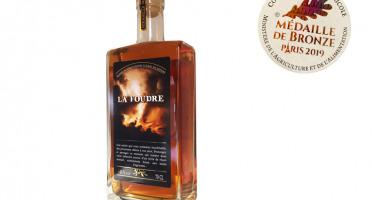 Miranille - La Foudre Spiritueux Rhum Médaillé Au Cga 2019