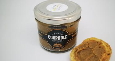 Maison Boutarin - Crème Pois Chiche Et Ail Noir