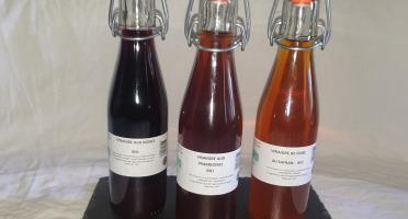 La Ferme du Montet - Colis de Vinaigre BIO - 3 produits