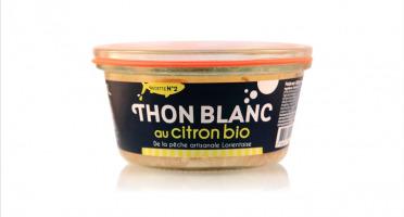 Conserverie artisanale de Keroman - Thon Au Citron Bio