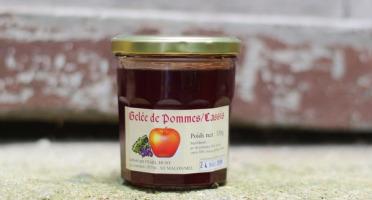 Cidrerie La Vallée du Mel - Gelée Pomme-Cassis