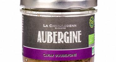 La Chikolodenn - Tartinable d'aubergine pour l'apéritif, en-cas maison, idéal chaud aussi en accompagnement