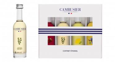 Cambusier, liqueurs artisanales françaises - Coffret Eternel