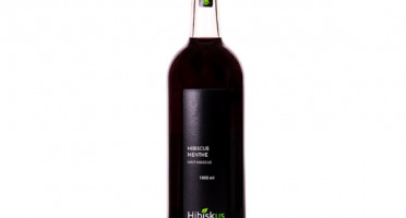 Hibiskus  Gourmet - Infusion Hibiscus Menthe - 6x1L [Déstockage]