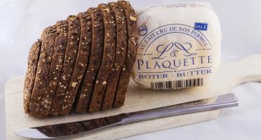 Beurre Plaquette - Le Beurre Salé  Moulé  500g
