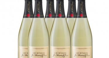 Champagne J. Martin et Fille - Blanc de Blancs Brut 6x75cl