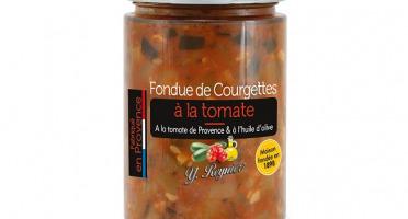 Conserves Guintrand - Fondue De Courgettes A La Tomate Yr 327 Ml