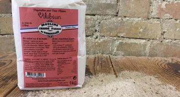 Moulins de Versailles - Préparation Vikibrun Pour Pain Viking - 1kg