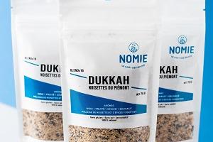 Nomie, le goût des épices - Dukkah Aux Noisettes Du Piémont