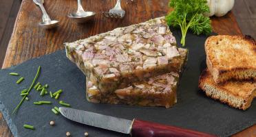 La Ferme du Chaudron - Fromage de Tête BIO - 250 g