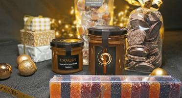 L'AMBR'1 Caramels et Gourmandises - Le Coffret Gourmand