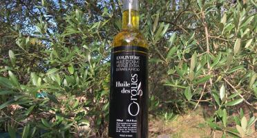 Huile des Orgues - Huile d'Olive Vierge Extra  - Variété Spécifique du Roussillon - 500 ml