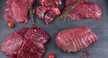 Les Viandes du Forez - Colis de Viande  de Boeuf Charolais (Génisse) - 3kg