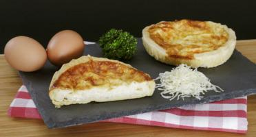 Maison Boulanger - Tartelette Fromage par  2