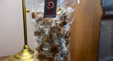 L'AMBR'1 Caramels et Gourmandises - Caramel A La Framboise - Sachet De 500g