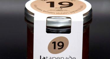 Secrets de Famille - Tapenade D'olives Noires : Tomates Séchées & Pignons