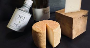 La Fromagerie Sainte Godeleine - Tommette de Brebis - 500 g