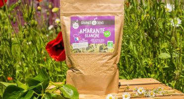 Sa Majesté la Graine - Amarante Blanche Bio Du Berry - sachet 500 g