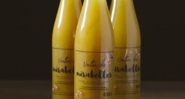La Ferme des Prun'Elles - Lot de 3 Nectars de Mirabelles