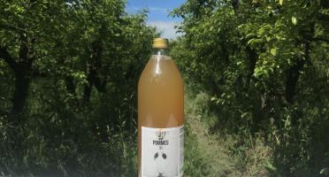 La Boite à Herbes - Jus De Pomme Bio - 1l