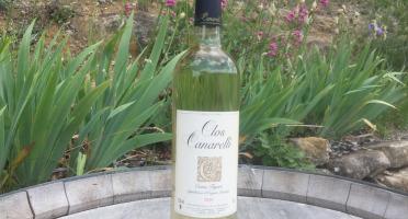 Depuis des Lustres - Comptoir Corse - Corse Figari - Clos Canarelli - blanc