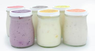 BEILLEVAIRE - Yaourt aux fruits à l'ancienne - Assortiment de 6 yaourts