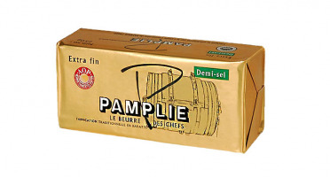 Fromagerie Seigneuret - Beurre Pamplie Demi Sel