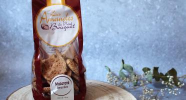 Les amandes et olives du Mont Bouquet - Macarons aux Amandes 150 g