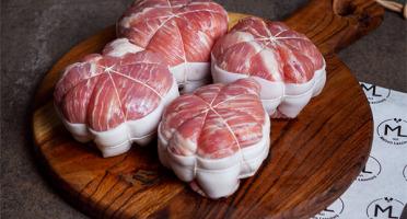 MAISON LASCOURS - Paupiettes de Porc Classique-6x200gr