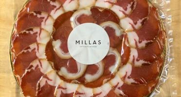Maison Millas - Rosace de lonzo