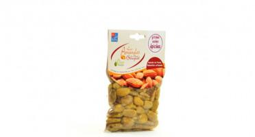 Les amandes et olives du Mont Bouquet - Amandes mélange épicé 100g