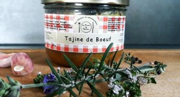 La ferme de Rustan - Tajine de Bœuf 360 G
