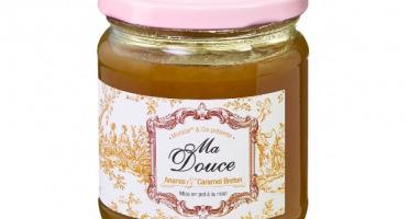 Muroise et Compagnie - Confiture Les Précieuses - Ma Douce (Ananas et Caramel Breton) - 220 gr