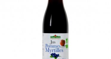 Les Côteaux Nantais - Jus Pommes Myrtilles 75 cl