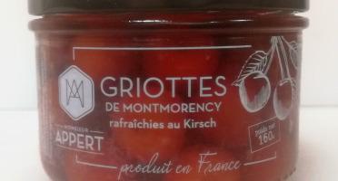 Monsieur Appert - Griottes De Montmorency Rafraichies Au Kirsch