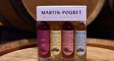 Maison Martin-Pouret - Coffret 4 Cépages
