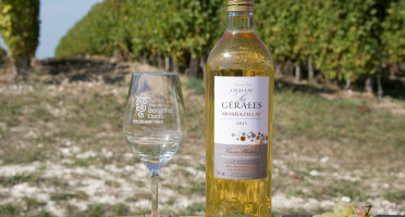 Château Les Gérales - Monbazillac 2015 - 2 Bouteilles